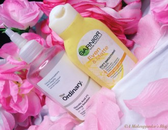 Nigerian Blogger Summer Skin Care Routine The Ordinary