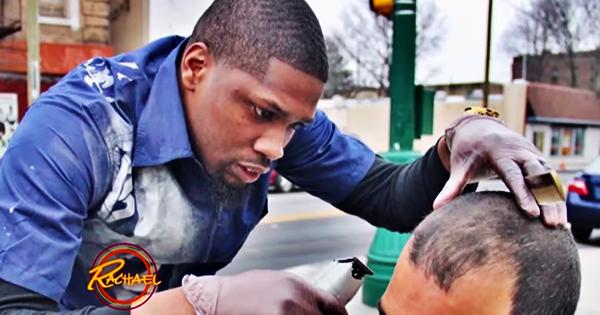 Brennon Jones, Black barber