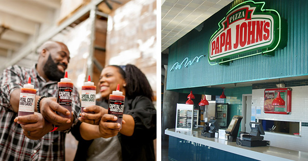 Founders of Black-owned Capital City Mambo Sauce