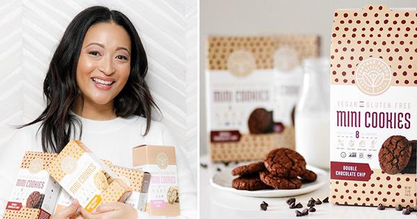 Denise Woodard, founder of Partake Foods