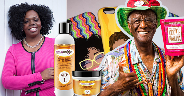 Black-owned products on Amazon