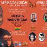 Afrika Day Radio Show