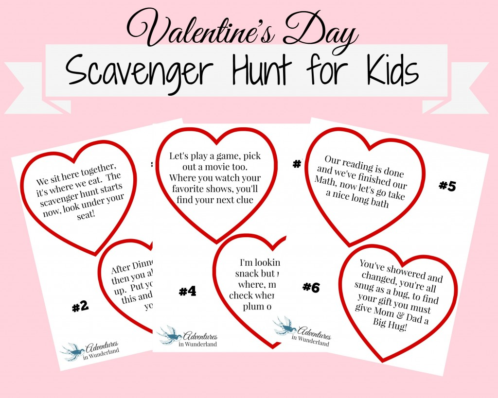 14 Printable Valentine S Day Games For Kids