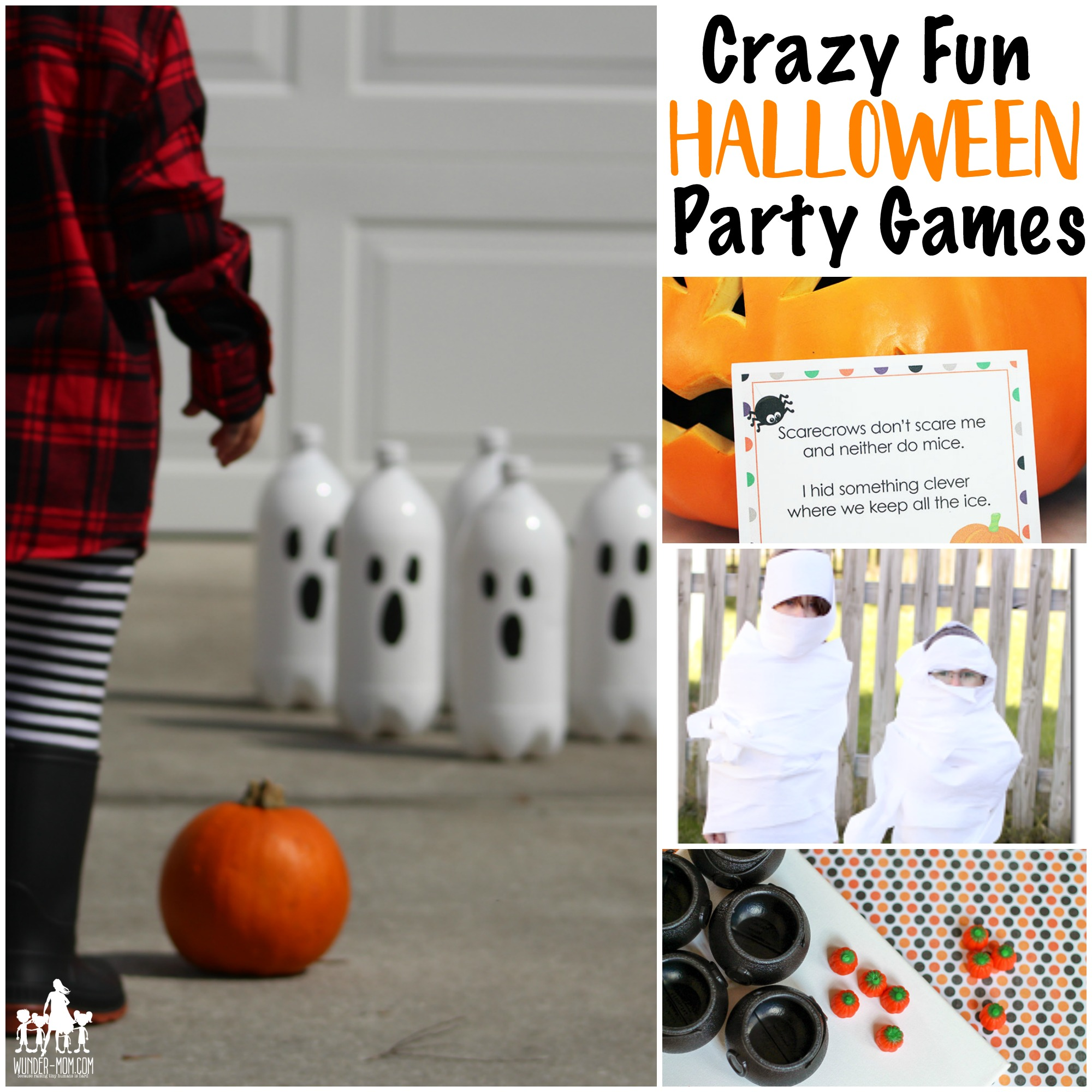 halloween party games for