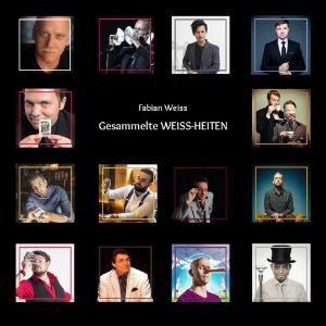 Cover des Buches Gesammelte WEISS-HEITEN
