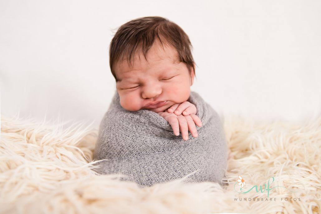 Newborn Fotografie  Wunderbare Fotos