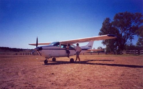 Keith's Cessna