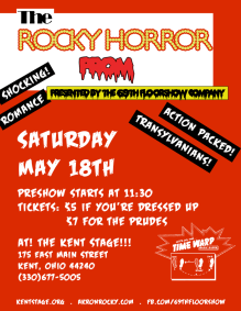 Rocky Horror Picture Show Prom