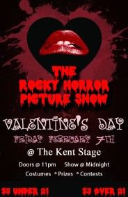 Rocky Horror Picture Show - Valentine's Day