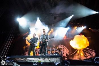 Avenged Sevenfold Nova Rock 2014