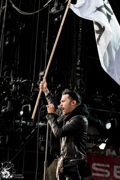 Fall Out Boy Rock am Ring 2014