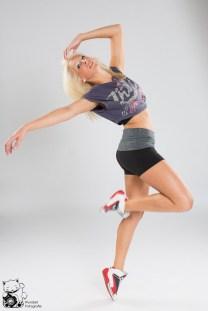 Sandra - Portrait einer Tänzerin