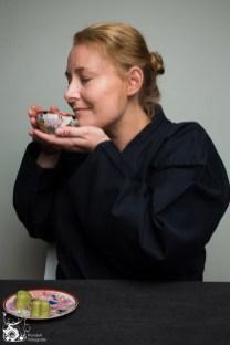 Jessica - Die Zubereitung von Tee