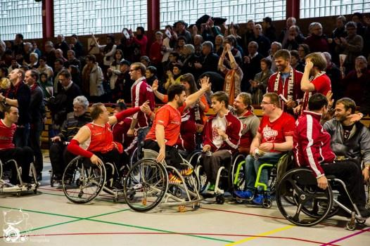 Saison 2014/15: RBC Köln 99ers vs. Roller Bulls 01.03.2015