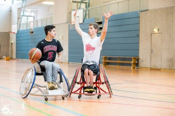 RBC 99ers Köln Internationela TRY OUT Camp