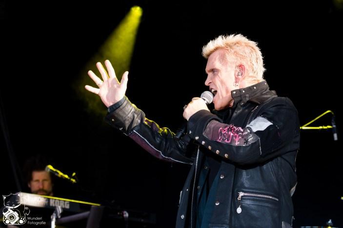 Billy Idol 2015