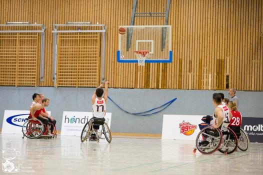 Köln 99ers II - NO EXCUSE Foto: Steffie Wunderl