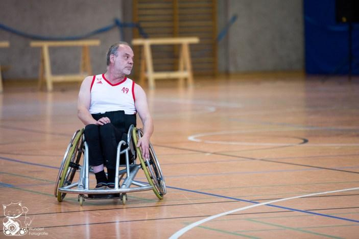 RBC Köln 99ers II - BBC Warendorf Foto: Steffie Wunderl