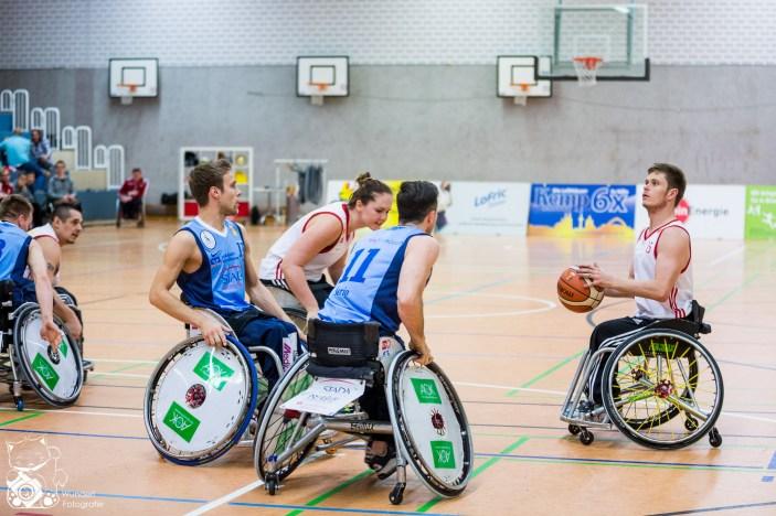 RBC Köln 99ers I - RSV Lahn-Dill Foto: Steffie Wunderl