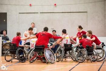 RBC Köln 99ers I - Mainhatten Skywheelers Foto: Steffie Wunderl