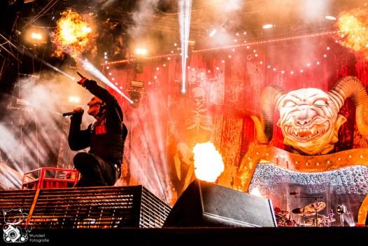 Slipknot Rock am Ring 2015