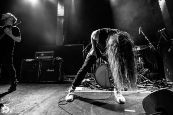 While She Sleeps Foto: Steffie Wunderl