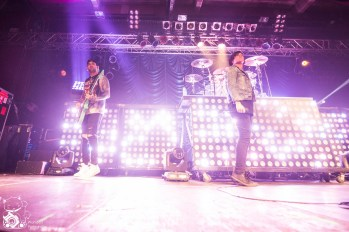 Sleeping With Sirens Foto: Steffie Wunderl