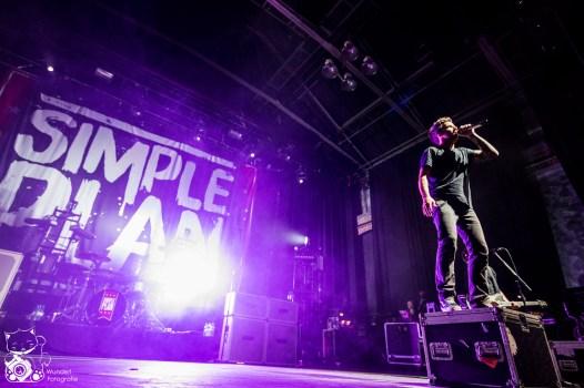 Simple Plan Foto: Steffie Wunderl