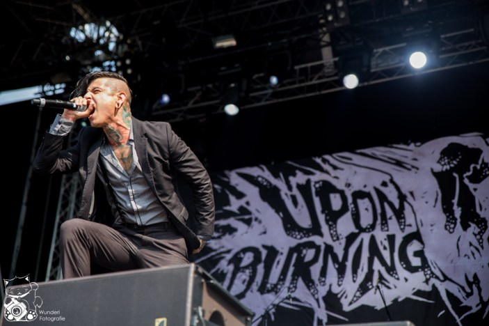 Upon A Burning Body