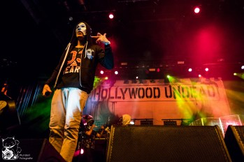 Hollywood Undead 2016
