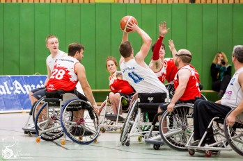 Saison 2016/17: ASV Bonn vs. USC München