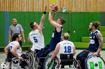 Saison 2016/17: ASV Bonn vs. RSV Lahn-Dill