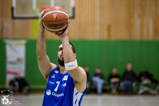 Der ASV Bonn gegen den RSB Thuringia Bulls. Foto: Steffie Wunderl