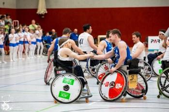 RSV Lahn-Dill 2 vs. RSB Thuringia Bulls