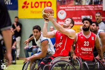 Sonntag Spiel 3: Israel vs. Schweiz