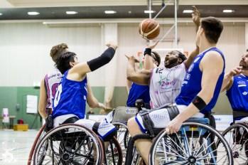 Saison 2017/18: Rhine River Rhinos vs. BG Baskets Hamburg