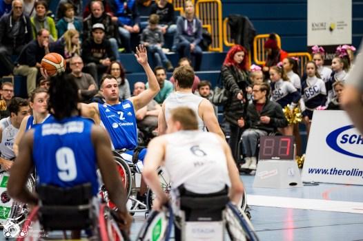 Saison 2017/18: RSV Lahn-Dill vs. RSB Thuringia Bulls