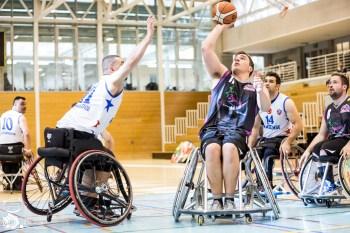 IWBF EuroLeague1 Nottwil: Kardemir Karabükspor TUR vs. Rhine River Rhinos