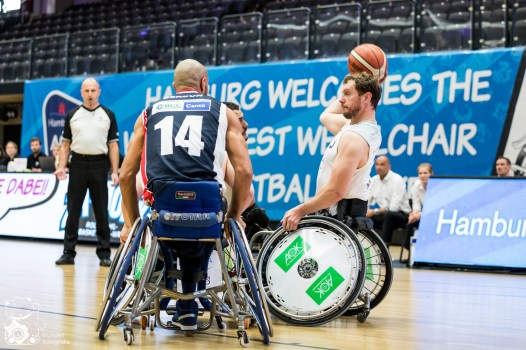 IWBF Champions League Final Four: RSV Lahn-Dill vs. Briantea84 Cantu