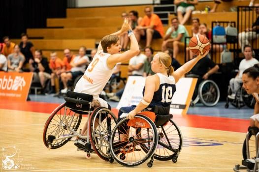 Dutch Battle 2018: NED vs. USA