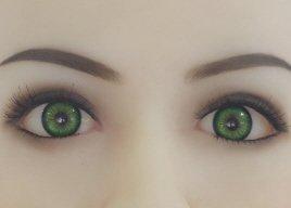 Gruene Augen Real Doll