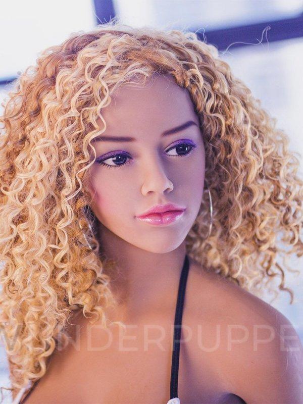 Belva Real Doll Sexpuppe