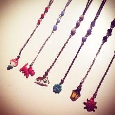 collier chapelet - wundertute
