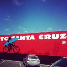 Santa Cruz typo - wundertute