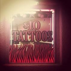tattoo in las vegas - wundertute