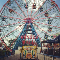 Coney Island New York - Wundertute