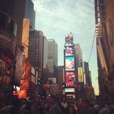 Times Square New York - Wundertute