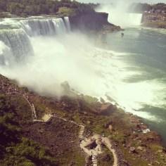 Niagara Falls up - Wundertute