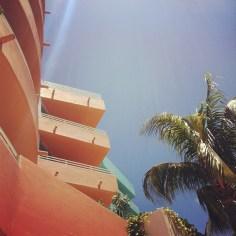 Ocean Drive building Miami - Wundertute