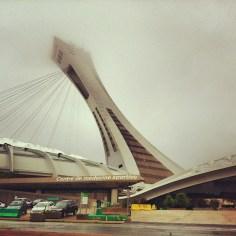 Stade Olympique Montreal - Wundertute